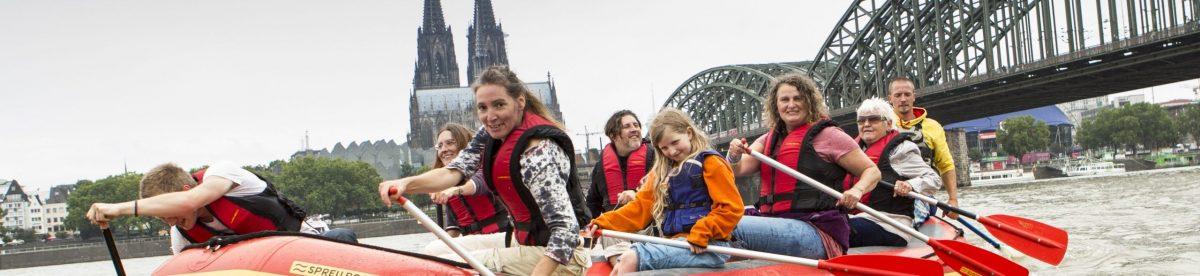 Rafting Köln