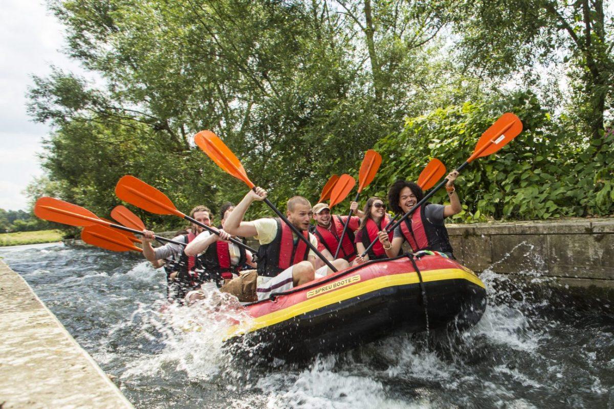Rafting Ruhr